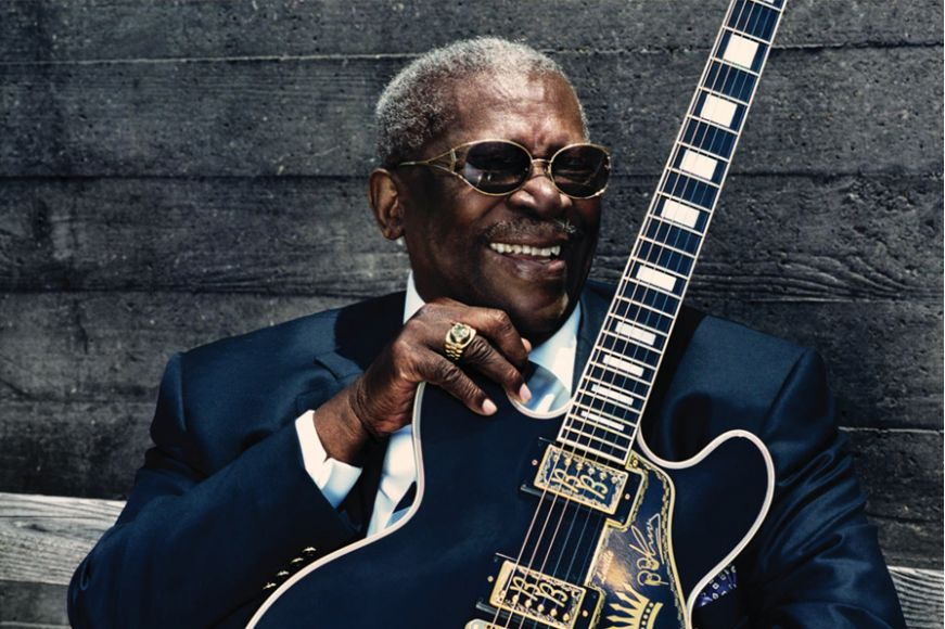 We got the best tracks of legendary B.B.King (Demo)